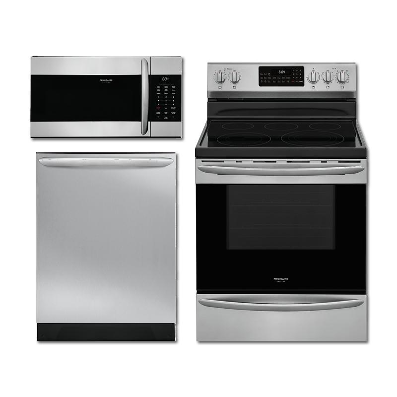 Frigidaire FRIGIDAIRE 3-Piece Kitchen Suite Package - ELECTRIC