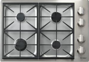"DACOR 30"" Gas Cooktop with 4 Sealed Burners"