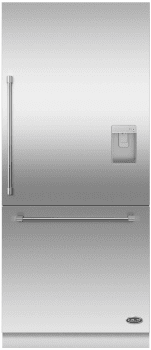 """DcsDcs 36"""" Built-In Bottom Freezer Refrigerator With 16.8 Cu. Ft. Capacity - Uncrated"""