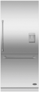 "DCS 36"" Built-In Bottom Freezer Refrigerator with 16.8 cu. ft. Capacity - UNCRATED"