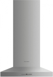 """FISHER & PAYKEL 36"""" Wall Mount Chimney Hood with 600 CFM"""
