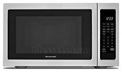 KITCHENAID 1.6CF MICROWAVE 1200W SS