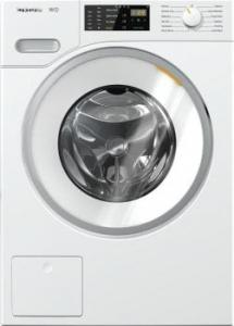 MIELE 24 Inch Front Load Washer with HoneyComb Drum White