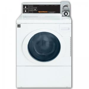SPEED QUEEN COMM FRONT LOAD WASH WHITE - UNCRATED