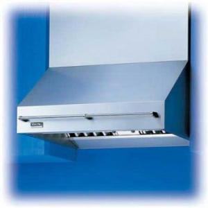 """VIKING 48"""" Wall Mount Canopy Range Hood with Optional Internal/External Blowers - UNCRATED"""