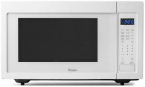 WHIRLPOOL 1.6 cu. ft. Countertop Microwave with 1,200 Watts